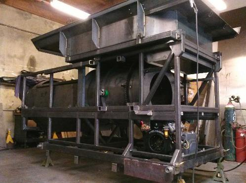 3610 Portable Gold & Diamond Trommel Wash Plant