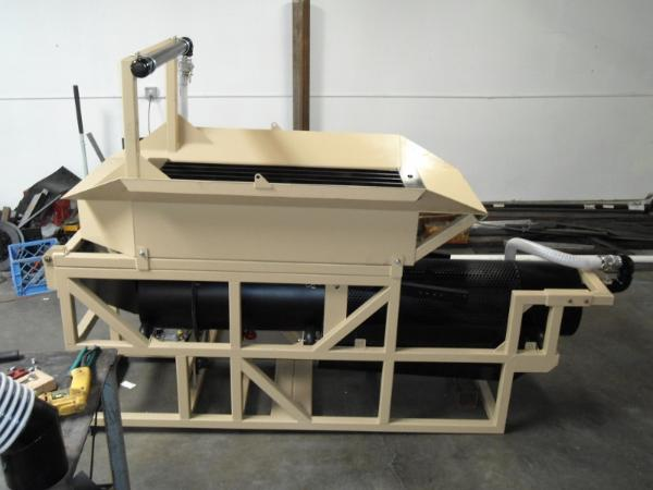 Gold trommel wash plant Heckler Fabrication